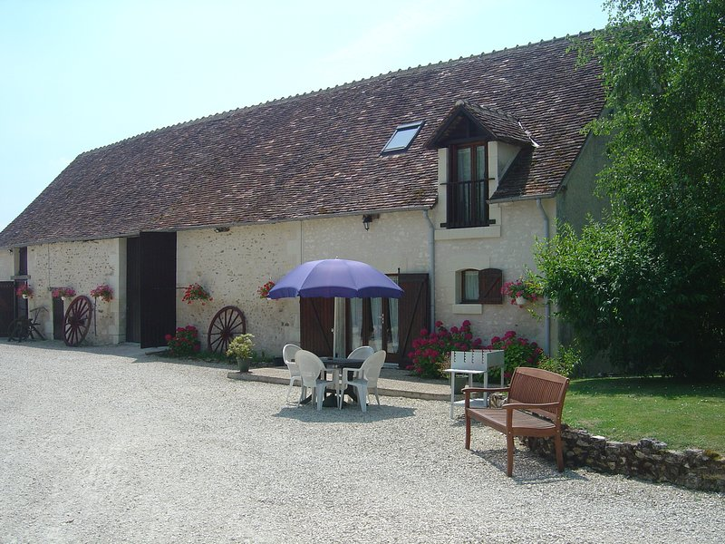 Gite attached to barn