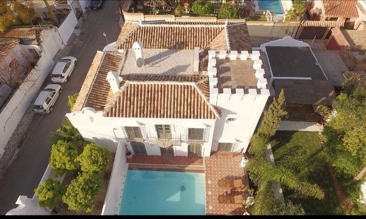 VIlla Casa Begoña Marbella