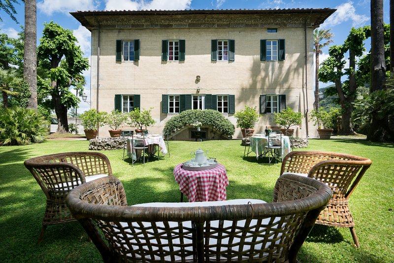 Villa Studiati, alquiler vacacional en Vecchiano