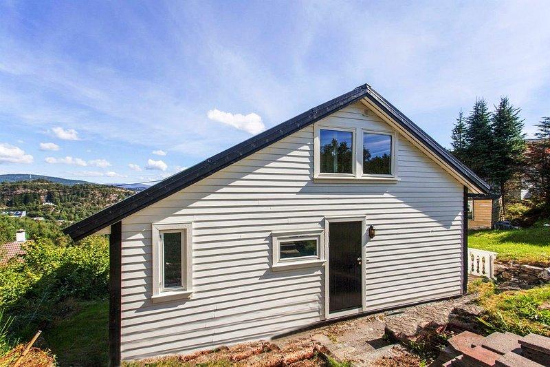 Comfortable house in lovely terrain