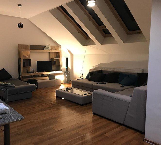 Mamaia Royal Duplex, holiday rental in Constanta County