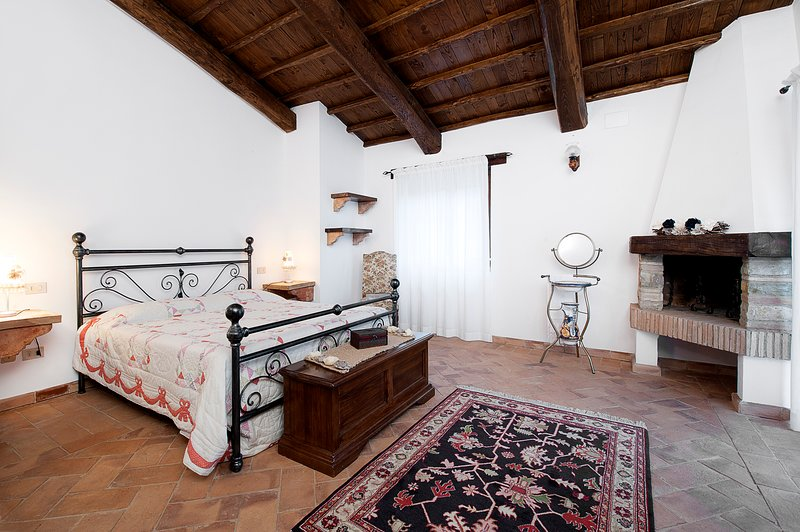 B&B Casale Le Orme Deluxe, location de vacances à Civitella del Lago