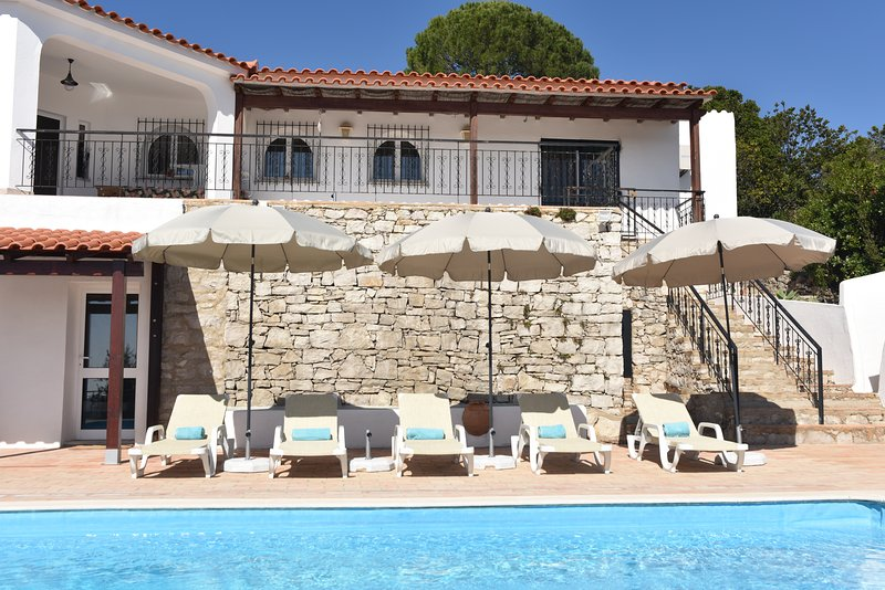 Vues imprenables sur l'Algarve et l'océan, location de vacances à Sao Bras de Alportel