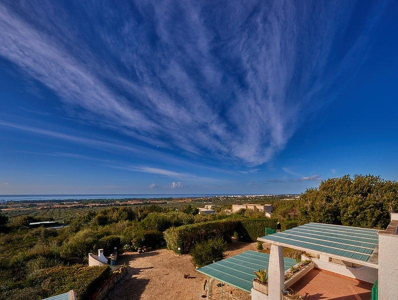 App Olive in Villa Giorgisa, Torre San Giovanni, vacation rental in Torre San Giovanni