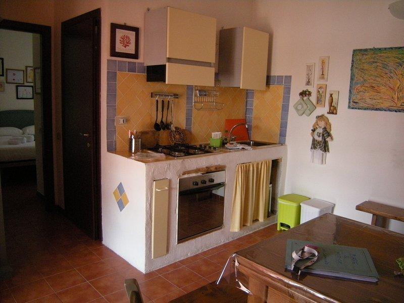 Bilocale 2 Piano Terra da Samuela - Mare & Mirice Case Appartamenti Vacanza, holiday rental in Aglientu