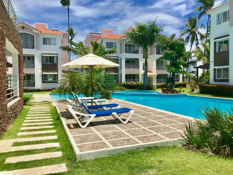 Cozy condo in Corte Sea, close to the beach  Change listing Preview listing, alquiler de vacaciones en Bávaro