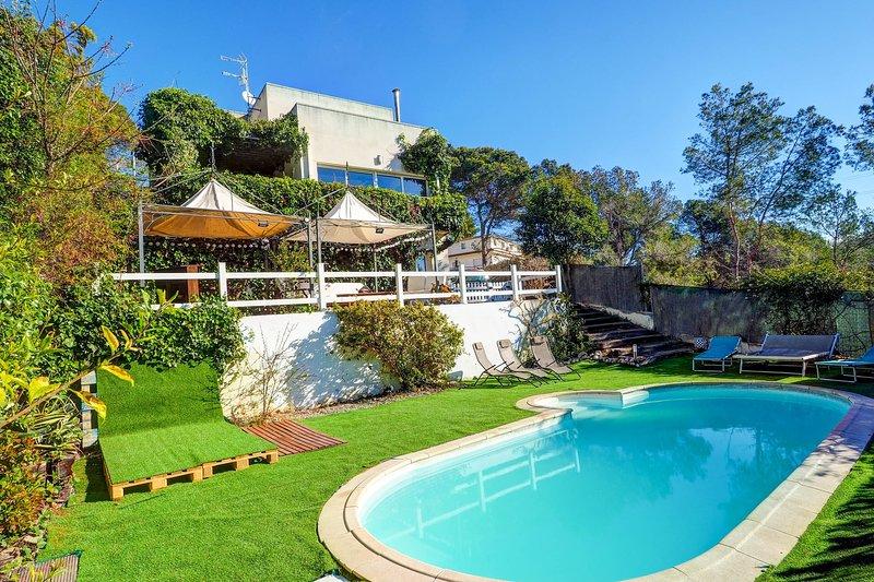 The Magic Green, location de vacances à Sant Pere Molanta