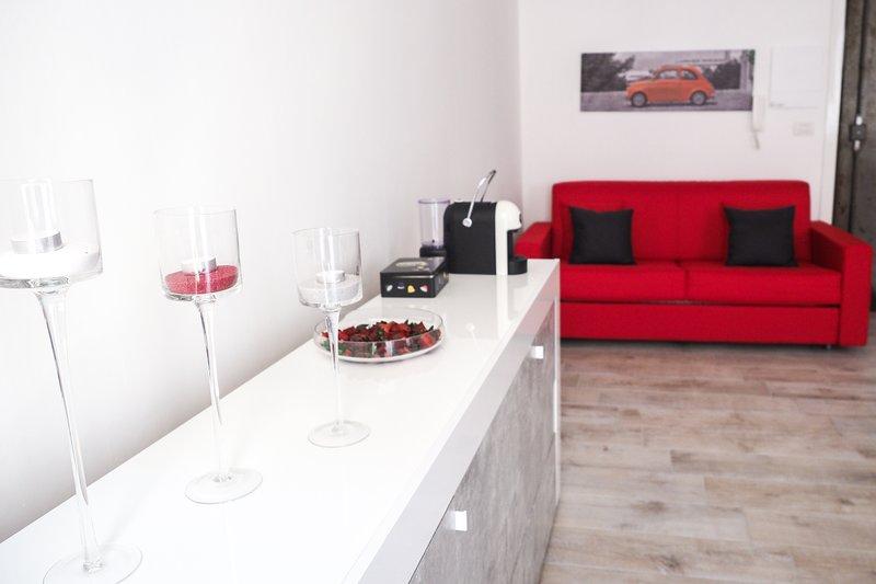 La tua casa nel cuore del Quadrilatero Romano, holiday rental in Parella
