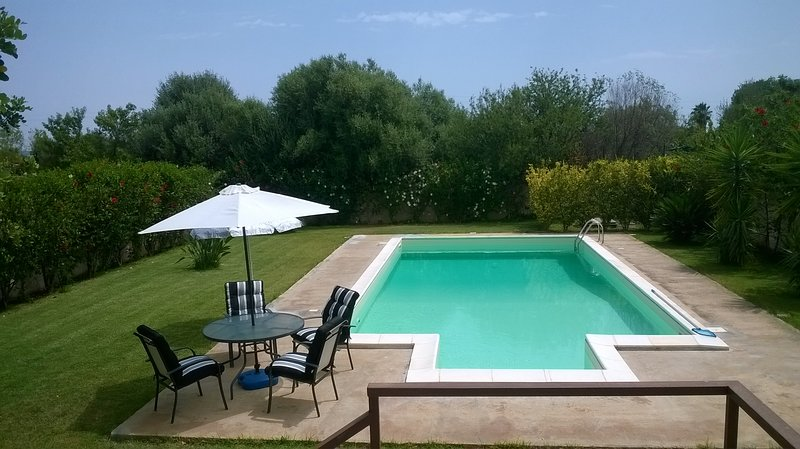 villa gio con piscina, vacation rental in Cassibile