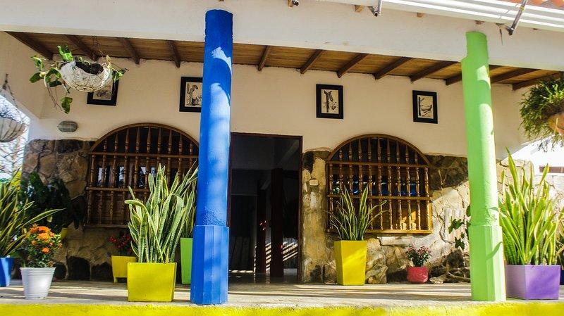 Playa Samara, vacation rental in La Guajira Department