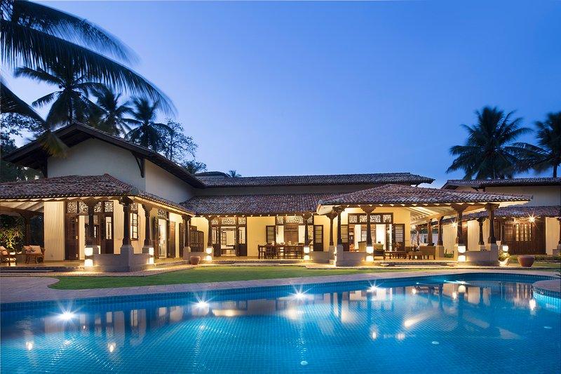 Villa Abiman - Beach Villa close to Dikwella, vacation rental in Talalla