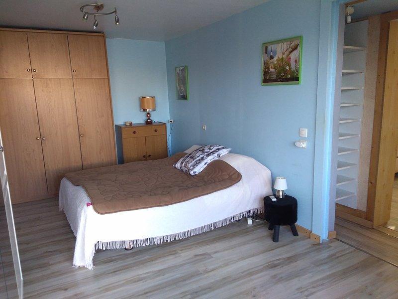 Maison 2 pièces dans jardin, holiday rental in Ludon-Medoc