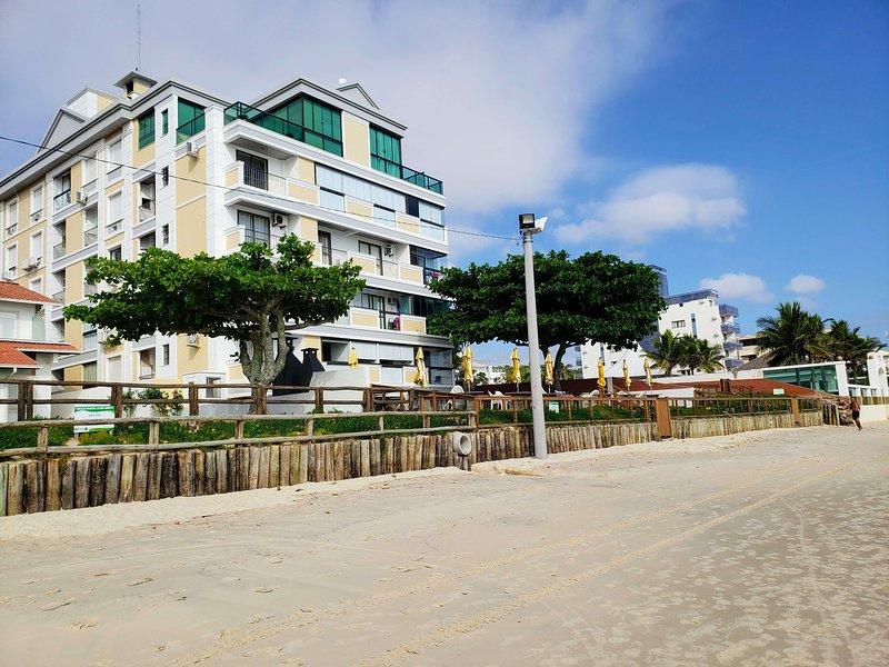 Apartamento Ingleses Villa do Mar, vacation rental in Santinho