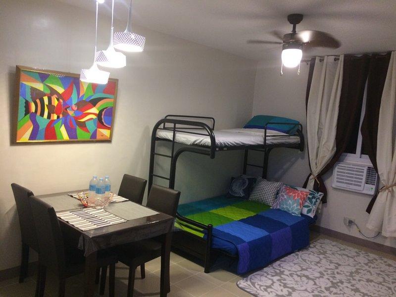 Top level private unit, holiday rental in Lapu Lapu
