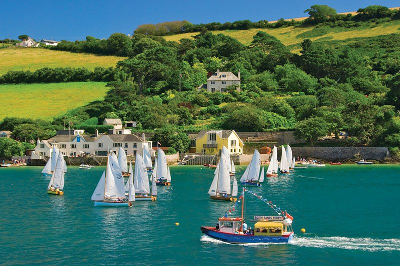 Foot ferry to salcombe
