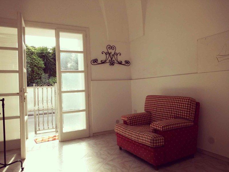 La Casaccia del Sole, holiday rental in La Strea