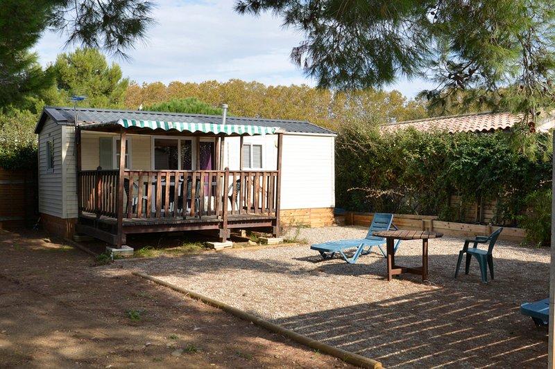 Ferme équestre de Mirepeisset N°1, holiday rental in Le Somail