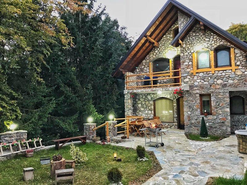 Chalet Kujta 2, casa vacanza a Gusinje Municipality