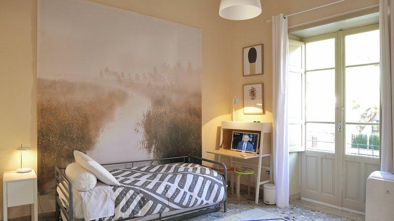 Design room, vacation rental in Orto Liuzzo