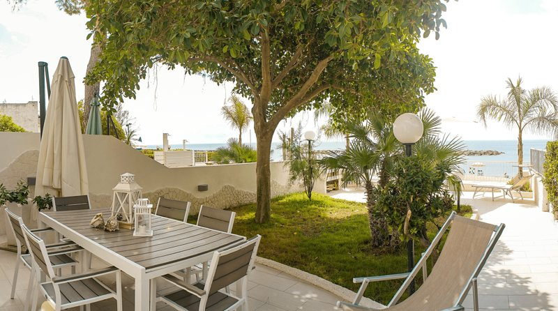 Villa Ventre - Villa sul mare a Diamante, holiday rental in Cirella