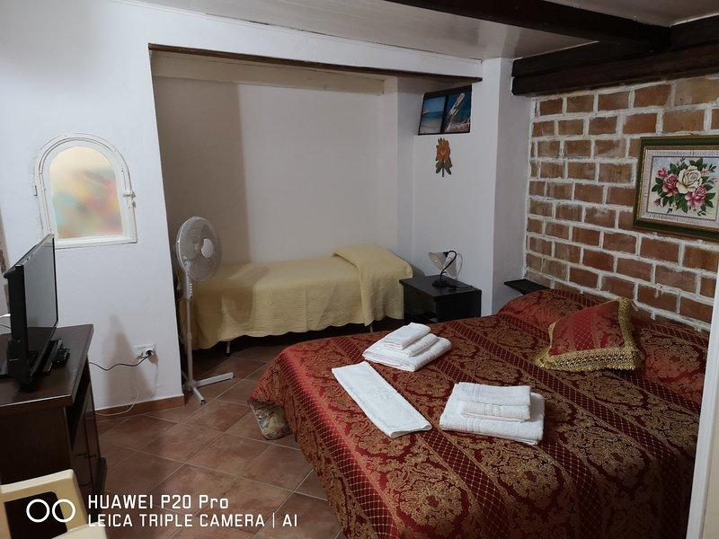 B&B Baia di Riaci Tropea. Appartamento 5 pack, holiday rental in Santa Domenica