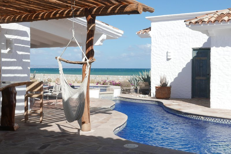 Beach house, Baja California Sur, Cabo, Mexico, vacation rental in La Ribera