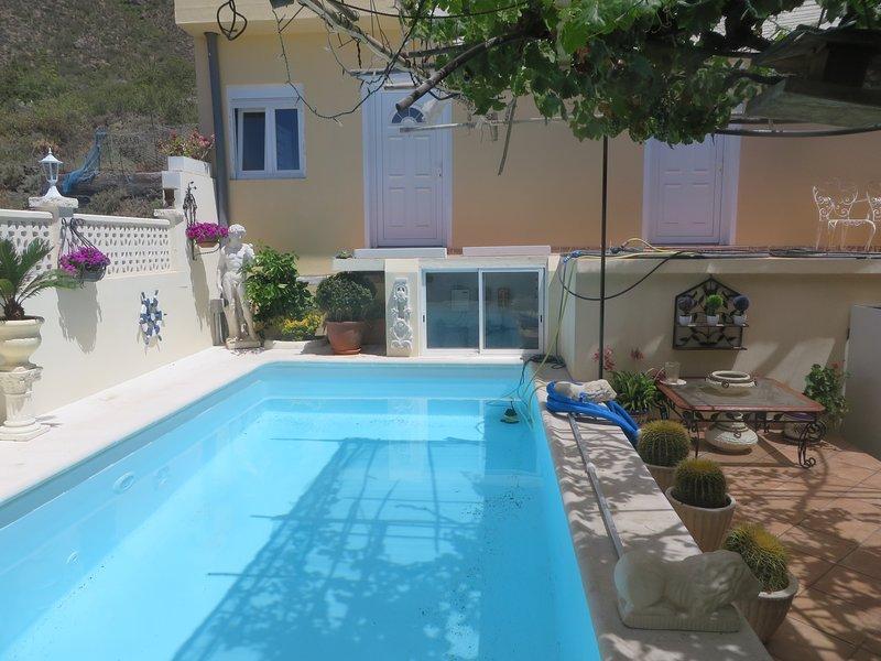 Apartment Finca Cortez, holiday rental in Ayacata