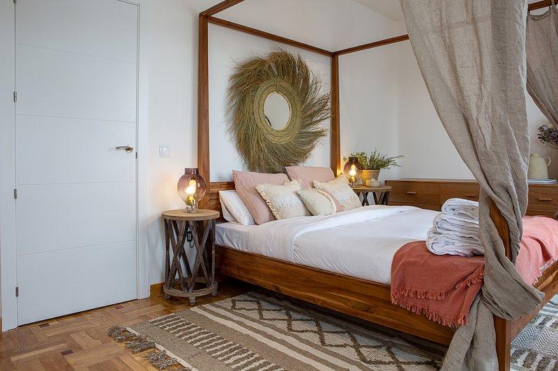 Camera da letto 1 w / letto matrimoniale