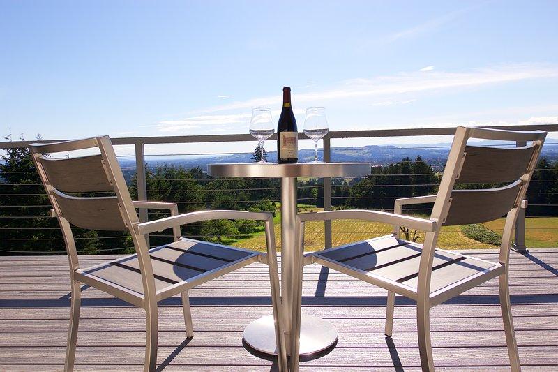 Luxury Wine Country Estate, holiday rental in Wilsonville