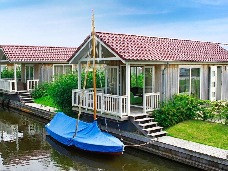 Tusken de Marren, location de vacances à Terkaple