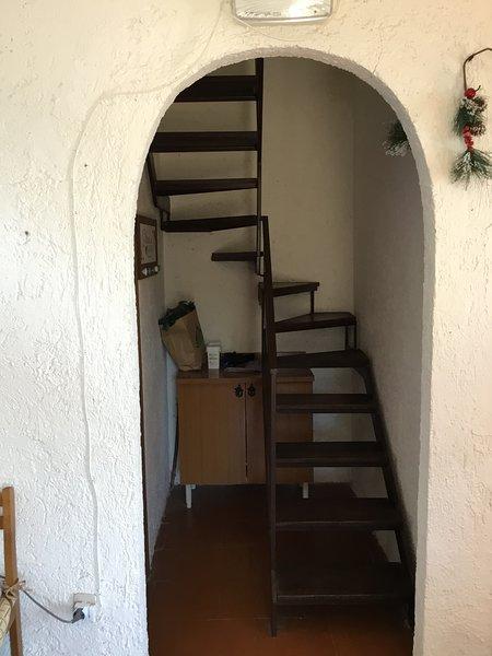 Casa in montagna a serrone, holiday rental in Filettino