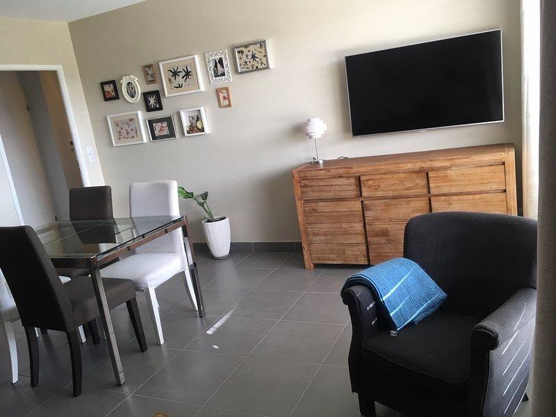 Appartement luxe vue sur fleuve, vacation rental in Montpellier