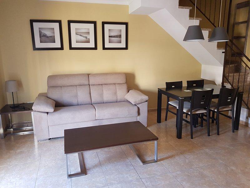 Dúplex céntrico, aluguéis de temporada em Santa Cruz de Tenerife