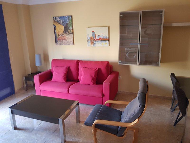 Santa Cruz Centro , apartamento de un dormitorio, casa vacanza a Santa Cruz de Tenerife