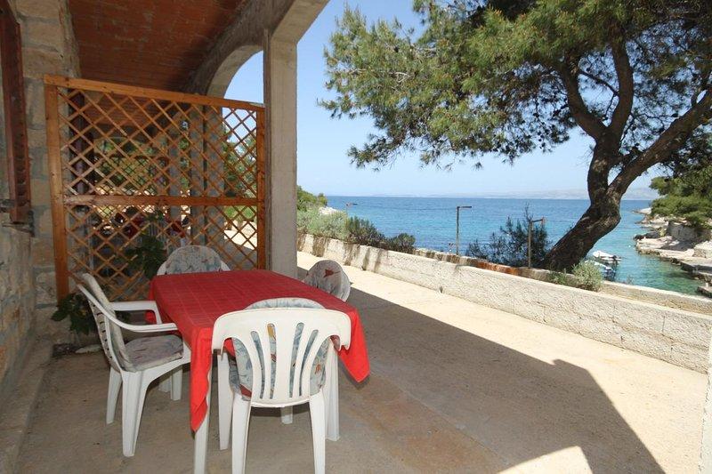 Stiniva Apartment Sleeps 3 - 5468835, holiday rental in Brusje