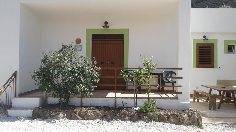 The house in the vineyard, alquiler vacacional en Dorgali