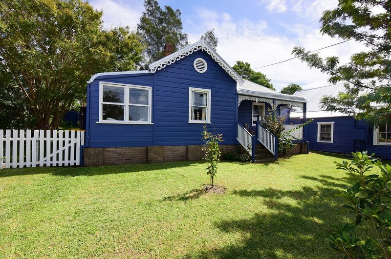 Lulu Hill Cottage - Kangaroo Valley, holiday rental in Fitzroy Falls