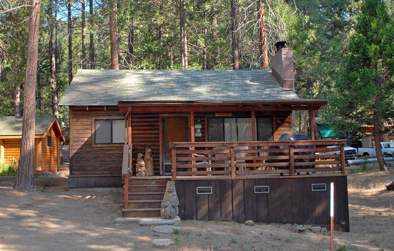 Cabin 'Cubby's Den'