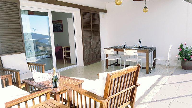 Llafranc Apartment Sleeps 9 with WiFi - 5223603, vacation rental in Llafranc