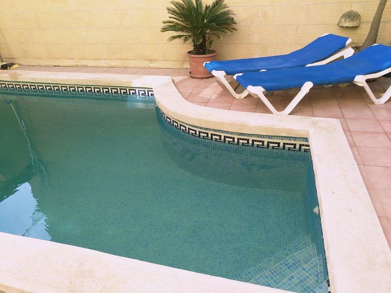 The Castle BnB, location de vacances à Qala