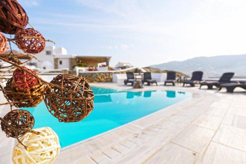 Villa Sierra, holiday rental in Ftelia