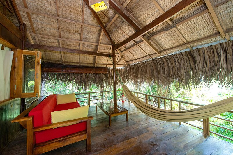 Freedomland - Hide-away exotic Lake Bungalow in Phu Quoc Province., vakantiewoning in Phu Quoc Island
