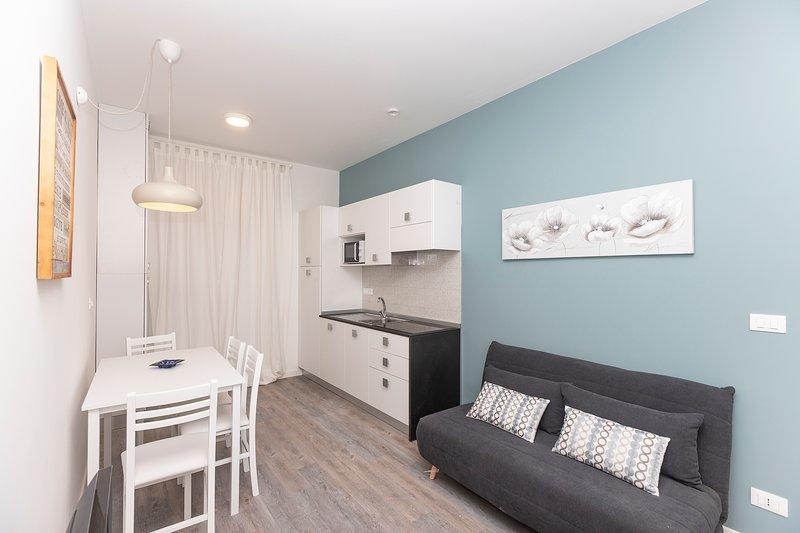 Divano Letto Matrimoniale A Genova.Homes In Genoa Sails Apartment Appartamento 4 Posti Letto Genova