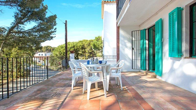 Geranis 2, vacation rental in Llafranc