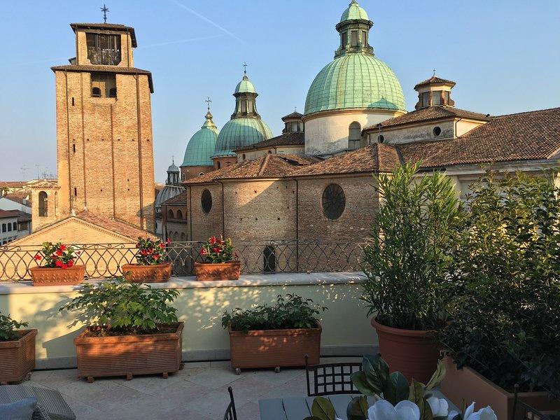LA LOGGIA AL DUOMO - TREVISO, vakantiewoning in Ponzano Veneto
