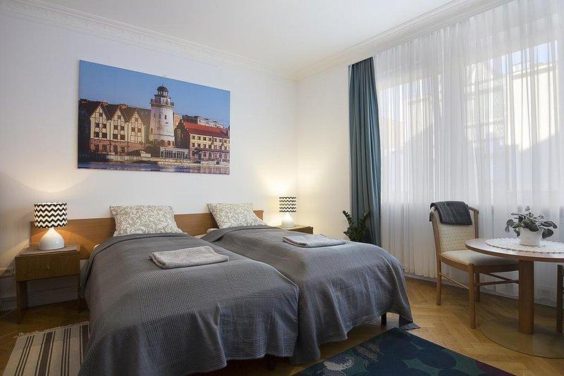 Kamer in Bielski Guesthouse in Gdansk