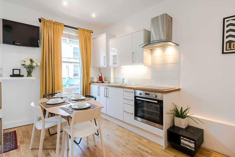 Set in the heart of Camden Town, the perfect nook to base your stay