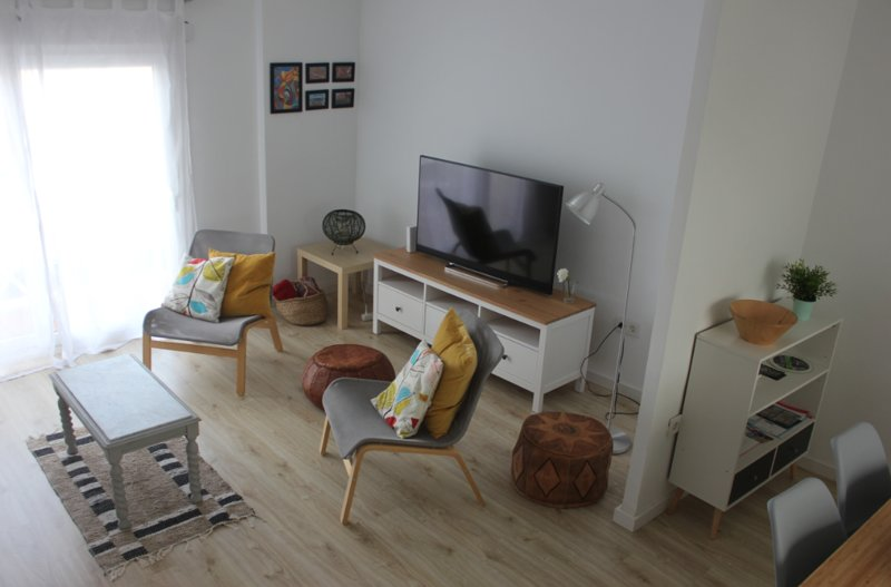 Cozy flat accesible to the city center, aluguéis de temporada em Castell de Castells
