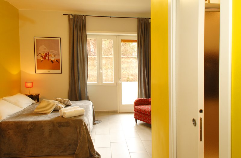 Casa Rubino the house  in the heart of Rome, vacation rental in Rome