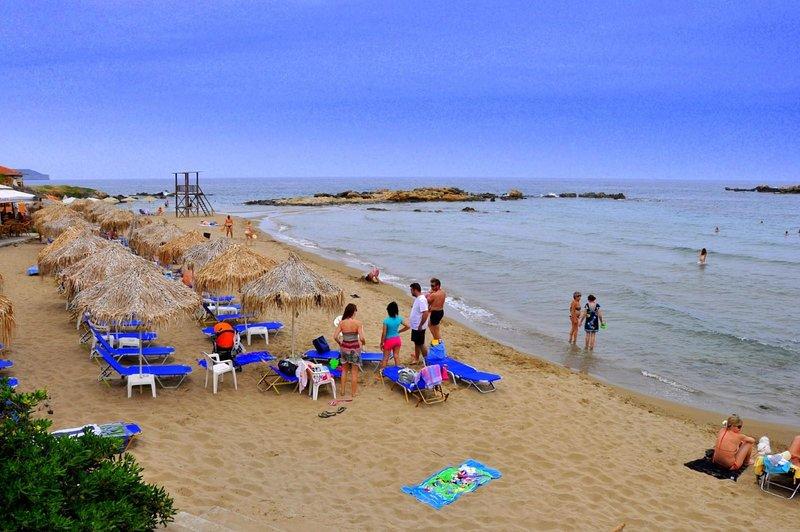 Sky and Sea 2, holiday rental in Kalamaki